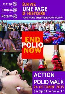 polio affiche
