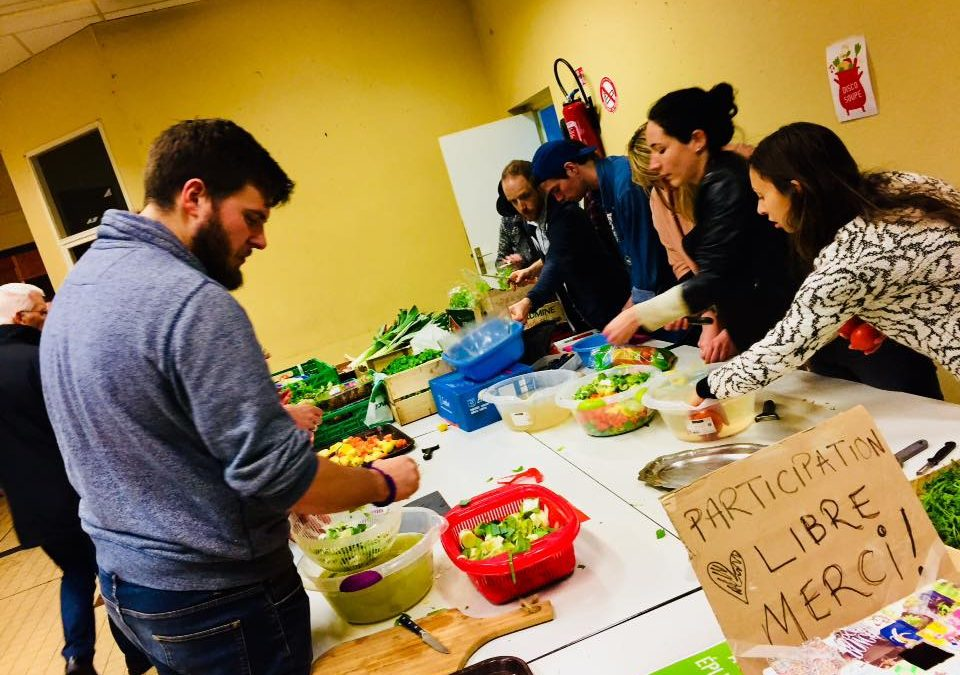 Semaine sur l'alimentation par le Rotaract de Lambersart