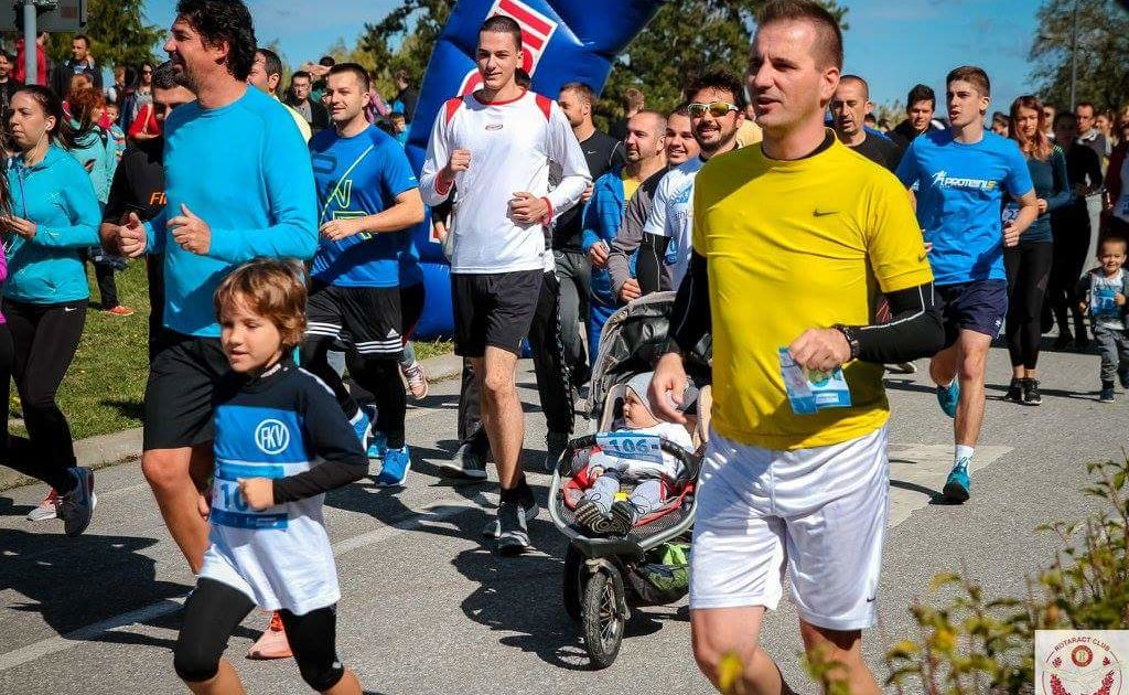 Serbie – District 2483 – « October Race to Remember »
