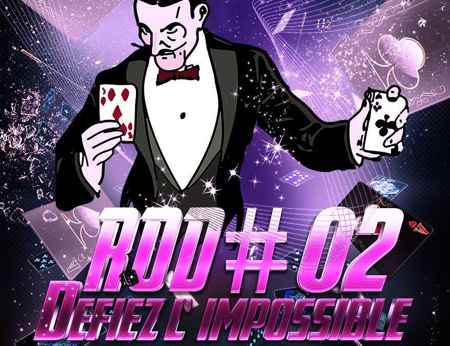 ROD #2 : Défiez l'impossible (Châteauroux – D1720)
