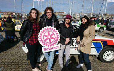 Action Bab El Raid 2018 du Rotaract La Rochelle