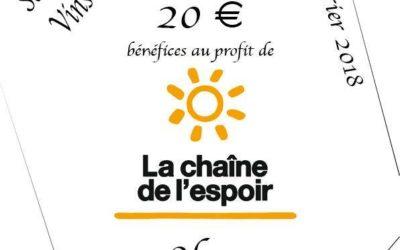 Soirée Vins et Fromages du Club Rotaract Golfe du Morbihan