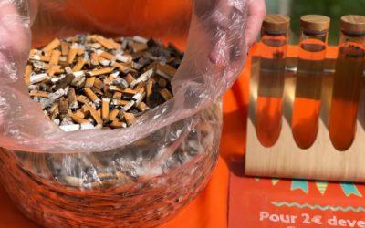 Ramasse ton mégot à Bordeaux pour la Journée de la Terre !