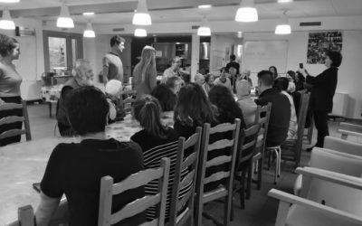 Le Rotaract Paris Haussmann accompagne les Petits frères des Pauvres !