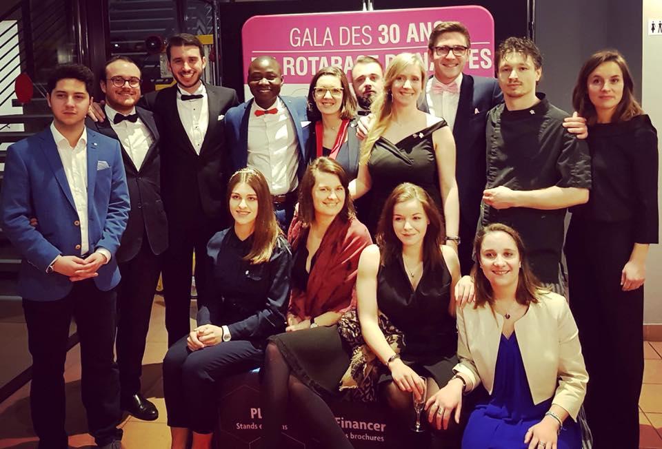 Les 30 ans du Rotaract Nantes Cité des Ducs