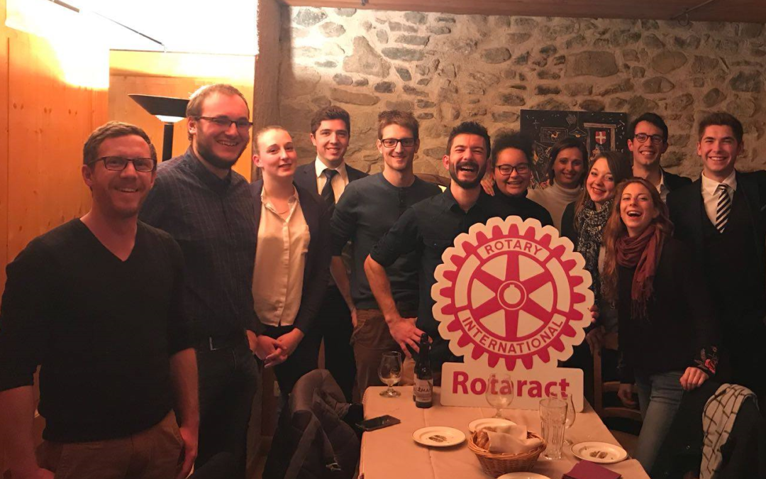 Rotaract Evian-Thonon fête ses 2 ans !