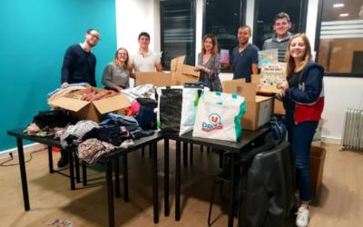 Les Rotaractiens rochelais s'investissent pour le  Maroc